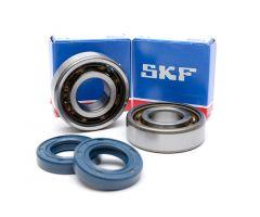 Rodamientos y retenes de cigueñal SKF TN9/C3 Derbi