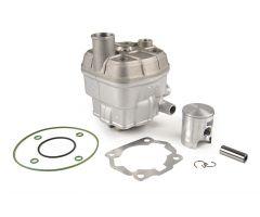 Kit cilindro Metrakit Mk + Aluminio 50cc Derbi Euro 2