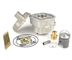 Kit cilindro Metrakit Mk + Aluminio 50cc Derbi Euro 3