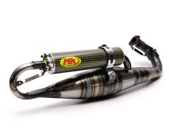 Tubo de escape Metrakit pro RACE Piaggio LC