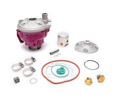 Kit cilindro Top performances Rosa culata de dos piezas 70cc Minarelli Horizontal LC