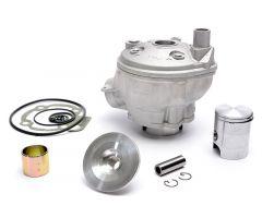Kit cilindro Italkit Aluminio 50cc culata de dos piezas AM6
