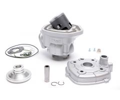 Kit cilindro Italkit Aluminio 70cc eje de 12mm Minarelli Horizontal LC