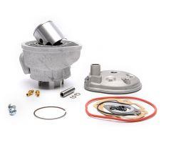 Kit cilindro Barikit Aluminio 70cc Minarelli Horizontal LC
