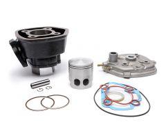Kit cilindro Barikit hierro 70cc Minarelli Horizontal LC
