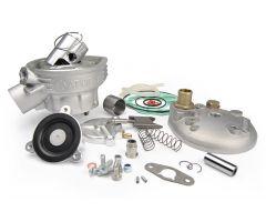 Kit cilindro Athena 50cc tiene válvula de escape AM6
