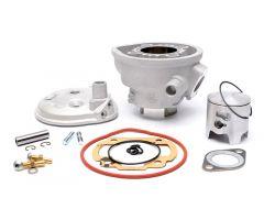 Kit cylindre Airsal Alu 70cc Minarelli Horizontal LC