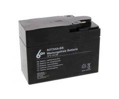 Batterie 6-ON YTR4A-BS 12V / 2.3 Ah