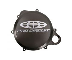 Cache carter d'embrayage Pro Circuit Noir Honda CRF 250 R 2010-2016