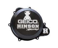 Couvercle de carter d'embrayage Hinson Geico Noir Honda CRF 250 R 2010-207