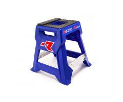 Bequille lève motocross Racetech TT R15 Bleu