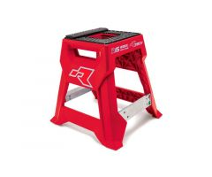 Bequille lève motocross Racetech TT R15 Rouge