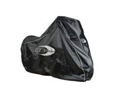 Housse de moto R&G Adventure Noir