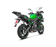Ligne d'échappement complète Akrapovic Racing Line Titane Kawasaki Versys 650 2017