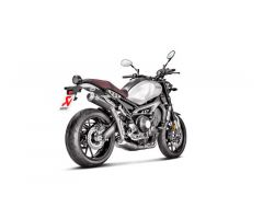 Ligne d'échappement complète Akrapovic Racing Line Titane Yamaha XSR 900 2016-2017