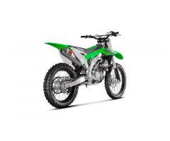 Ligne d'échappement complète Akrapovic Racing Titanium Kawasaki KX 450 F 2016-2017