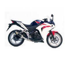 Ligne d'échappement Leovince LV One Carbone Honda 250 CBR R 2011-2012 Homologué