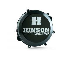Couvercle de carter d'embrayage Hinson Billetproof Noir Honda CRF 250 X 2004-2017