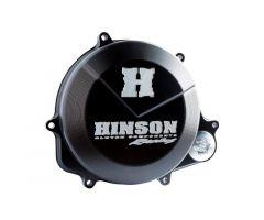 Couvercle de carter d'embrayage Hinson Billetproof Noir Honda CRF 450 R 2017-2018