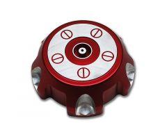 Bouchon de réservoir d'essence Replay Alu Rouge Mbk X-Limit 2004