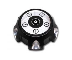 Bouchon de réservoir d'essence Replay Xps Alu Noir