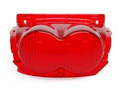 Cabochon de feu arrière Replay Rouge Mbk Ovetto jusqu'à 2007