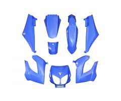 Kit carénages Replay Bleu Brillant Derbi Senda jusqu'a 2010