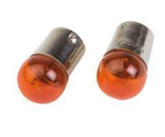 Ampoule C4 BA15S12V 10W Orange