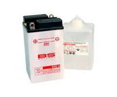 Batterie BS Battery B49-6 Conventionnelle Livrée Avec Pack Acide
