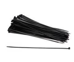Pochette de 100 rislans Noir 4,5X280 Normfest