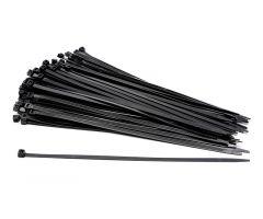 Pochette de 100 rislans Noir 7,5X360 Normfest