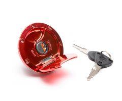 Bouchon de réservoir d'essence Tun'R Rouge MBK Nitro