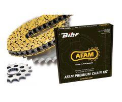 Kit Chaine Afam 13x52 Yamaha TY 125