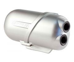 Boîte à air Doppler Gris Ø35mm