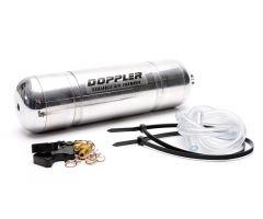 Poumon de reprise Doppler variable air chamber Argent
