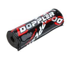 Mousse de guidon Doppler scooter rouge