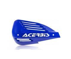 Coque de rechange de protège-mains Acerbis Endurance Bleu