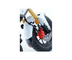 Extension de garde-boue avant R&G Noir Honda MSX 125 2016-2018