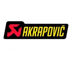 Autocollant Akrapovic 150x45mm