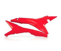 Cache de boite filtre à air Acerbis Rouge HONDA CRF 450 R 2013-2016