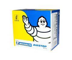 Chambre à air Michelin Off Road 2,50/12 / 80/100/12 Valve Droite