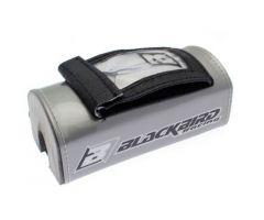 Mousse de guidon Blackbird 28.6mm avec poche enduro Gris