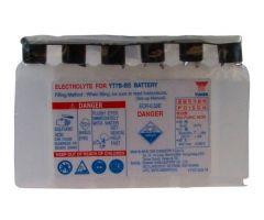 Acide de batterie Yuasa pour batterie YT7B-BS