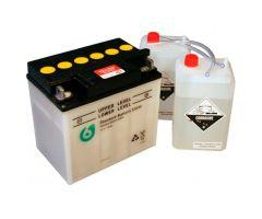 Batterie 6-ON 53030 avec pack acide 12V / 28 Ah