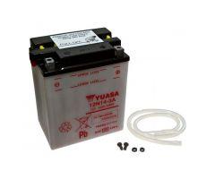 Batterie Yuasa 12N14-3A 12V / 14 Ah