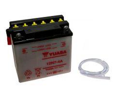 Batterie Yuasa 12N7-4A 12V / 7 Ah
