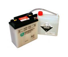Batterie 6-ON 6N11A-1B avec pack acide 6V / 11 Ah