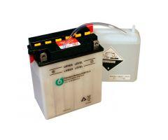 Batterie 6-ON YB12A-A avec pack acide 12V / 12 Ah