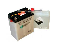 Batterie 6-ON YB12AL-A2 avec pack acide 12V / 12 Ah