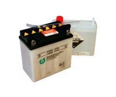Batterie 6-ON YB9-B avec pack acide 12V / 9 Ah